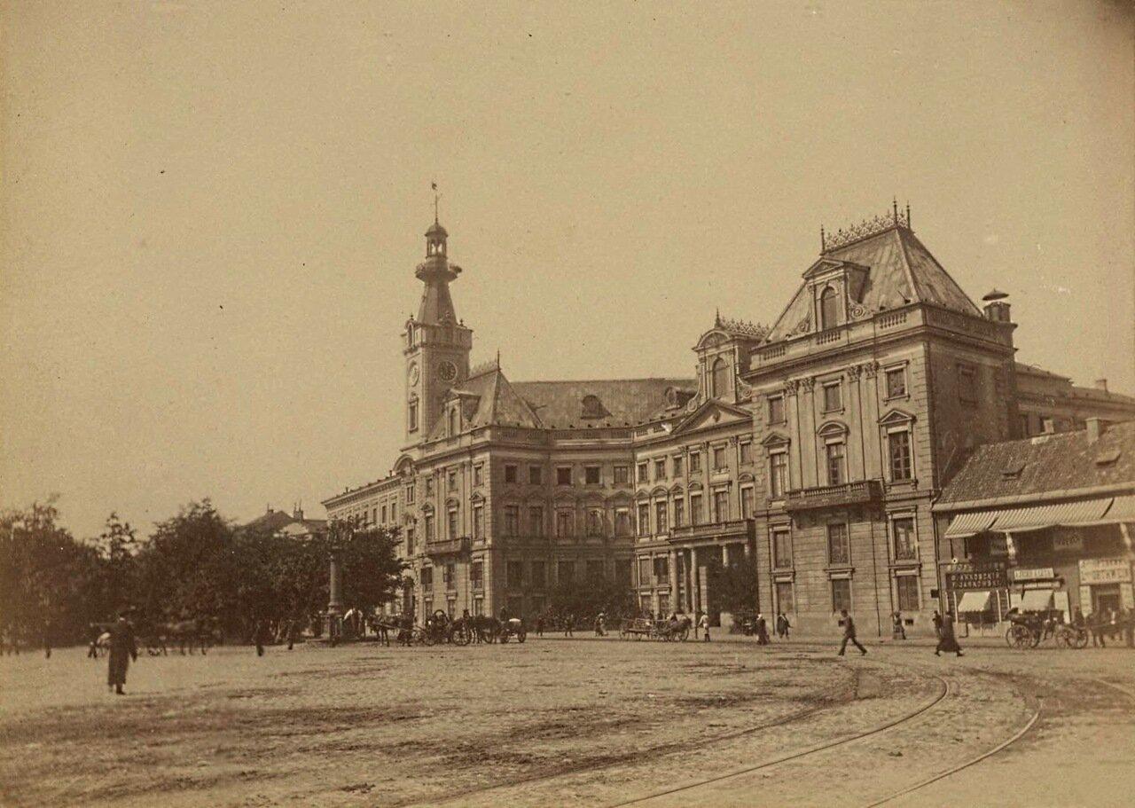 Ратуша 1870