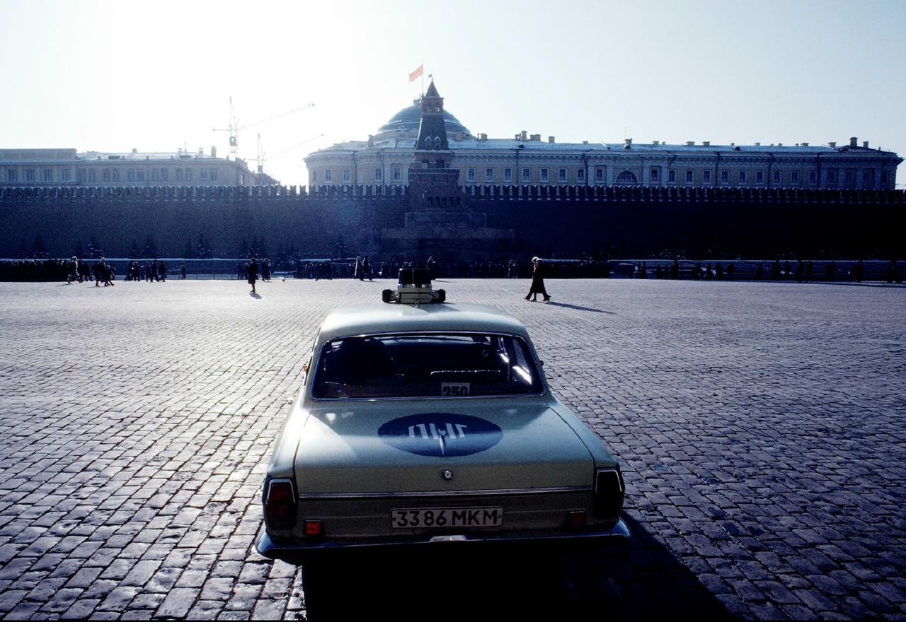 Москва. Красная площадь, Мавзолей В. И. Ленина