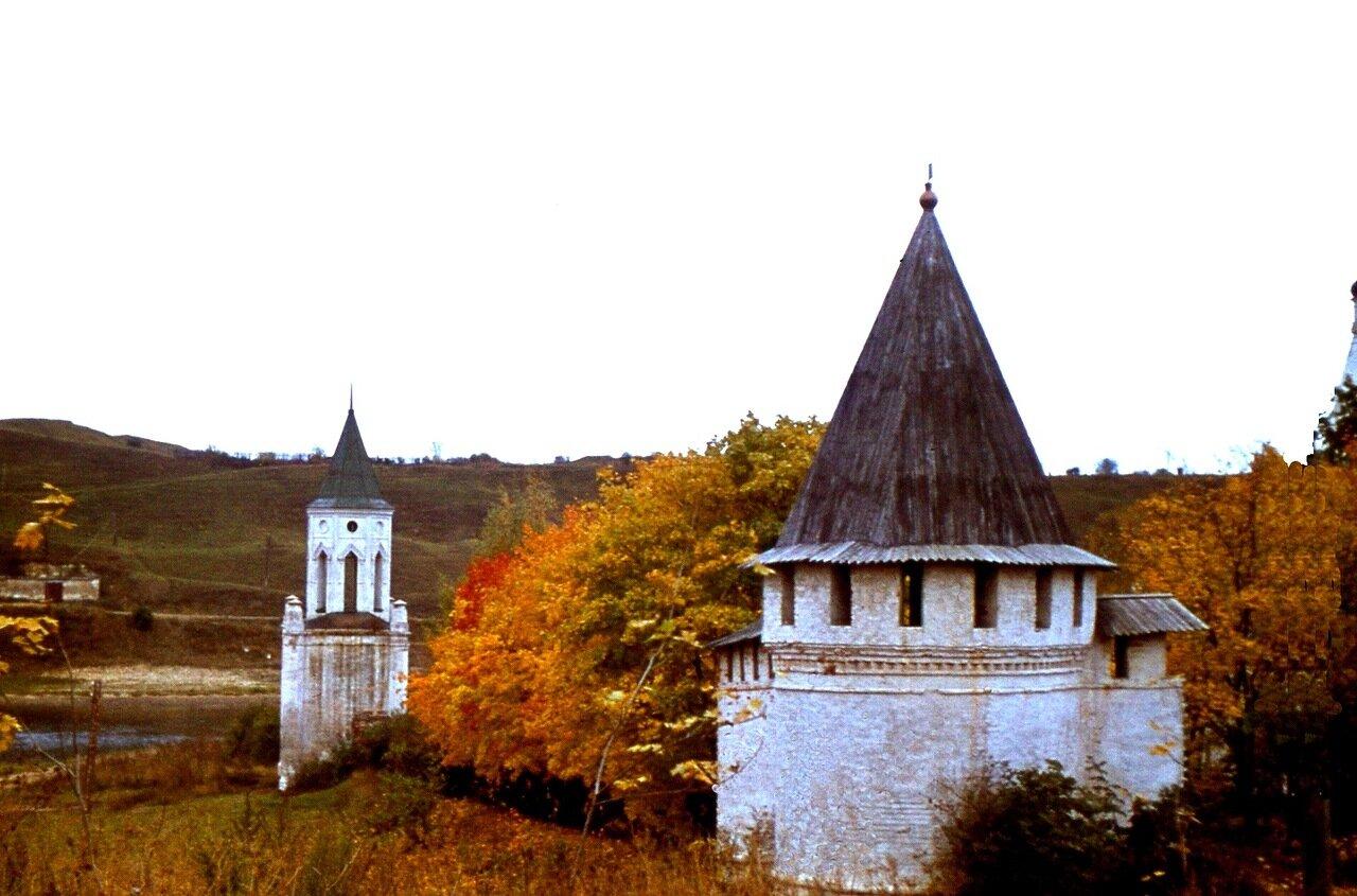 2. Старицкие башни (Золото Старицы)