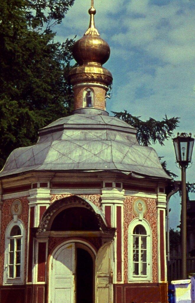 2. Михеевская церковь