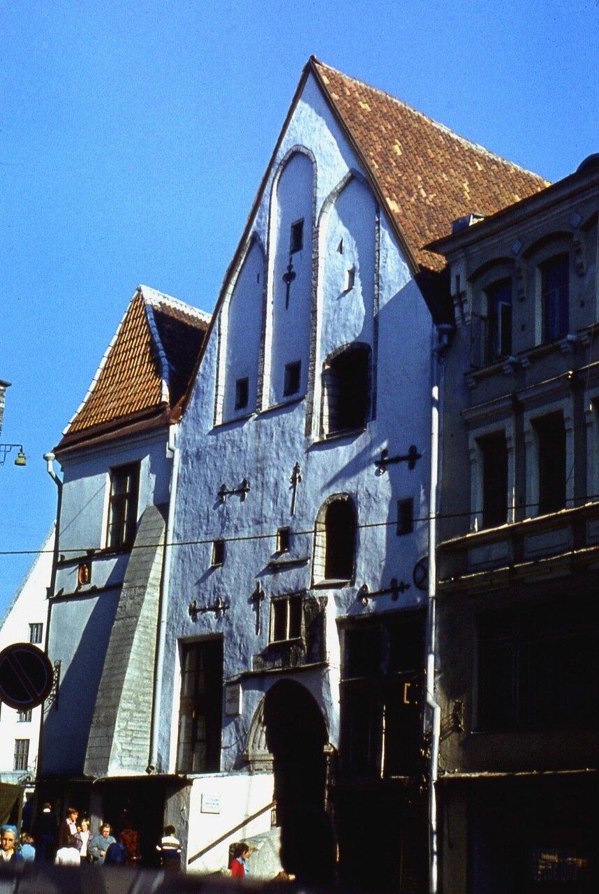 3.  Дом XVIII века