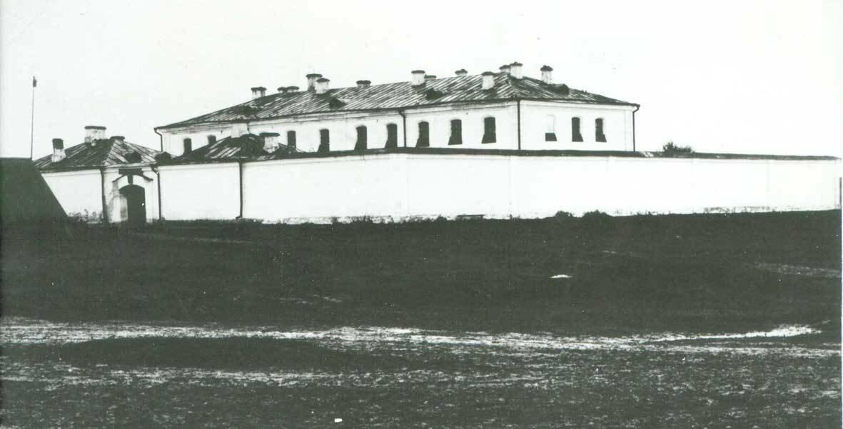 Здание тюремного замка