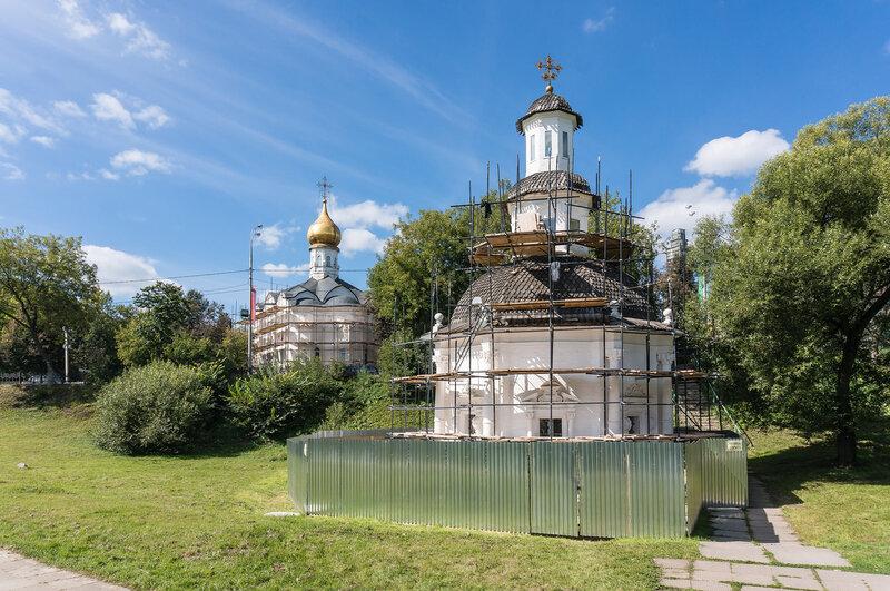 Часовня Параскевы Пятницы - Святой Сергиевский источник
