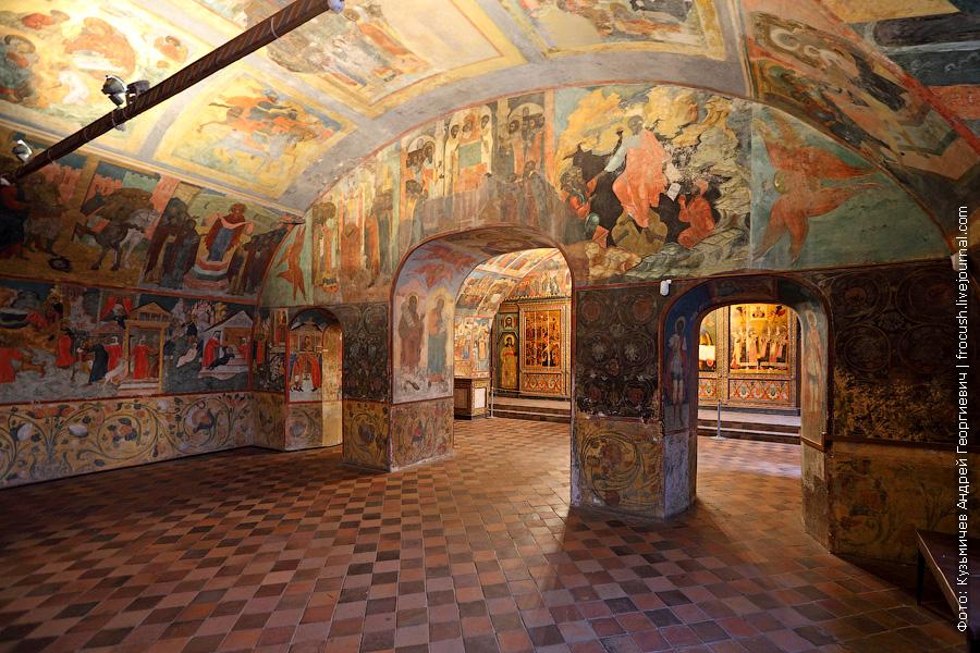 Ярославль Покровский придел церкови Ильи Пророка