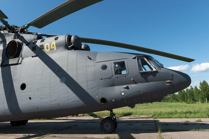 Миль Ми-26 (RF-95572 / 04 жёлтый) D706758