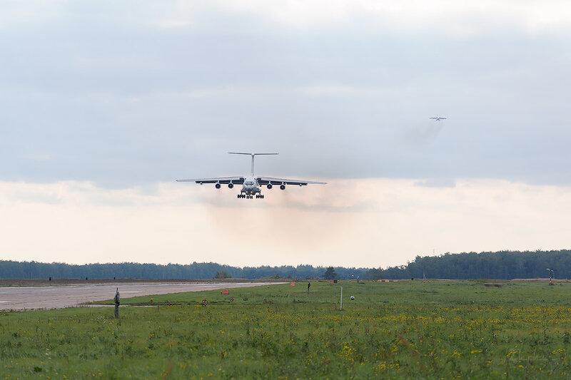 Ильюшин Ил-78М (RF-94270 / 32 синий) ВВС России D802681