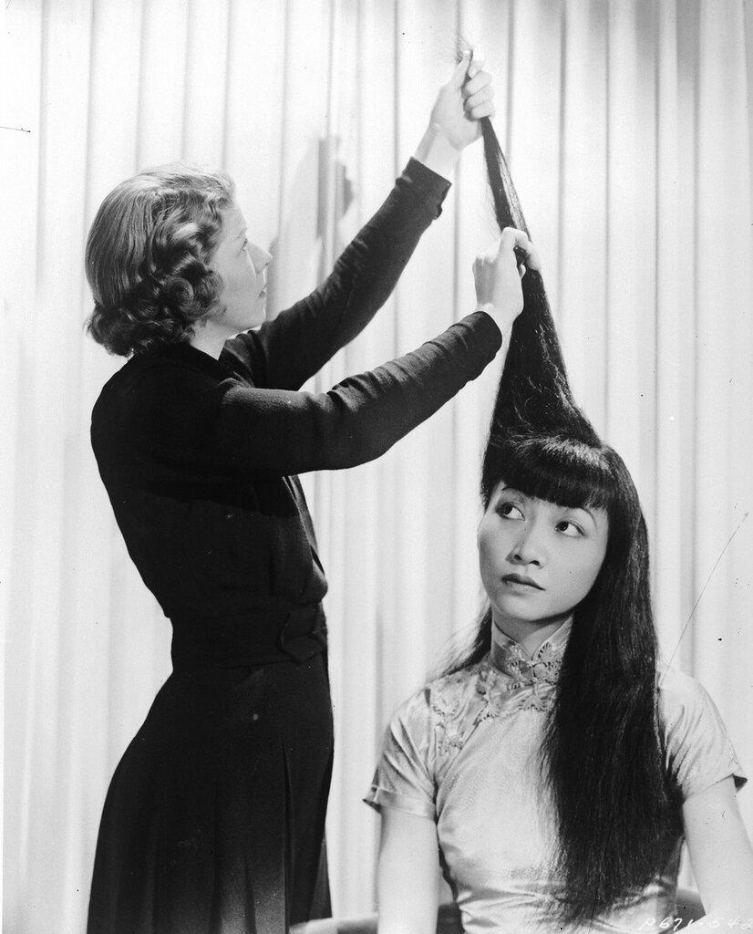 Dressing Hair