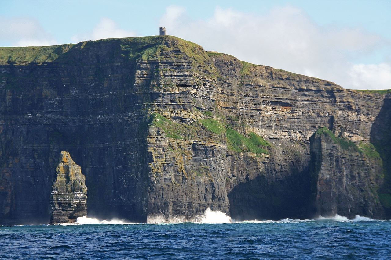 Aillte an Mhothair (the Cliffs of Moher)