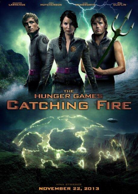 Голодные игры: И вспыхнет пламя. Русский трейлер 2013. HD