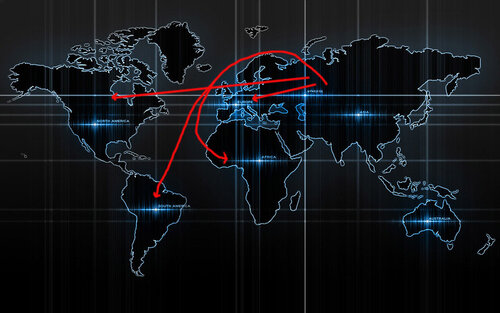 Виды услуг при международных грузоперевозках