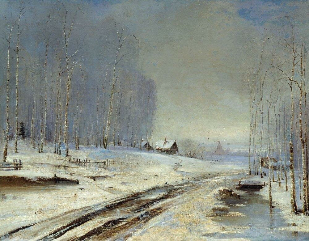 Распутица. 1894.jpg
