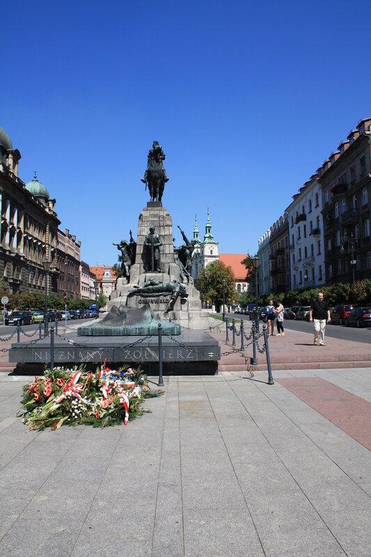 Уикэнд в Варшаве и Кракове. Часть 2. Краков.