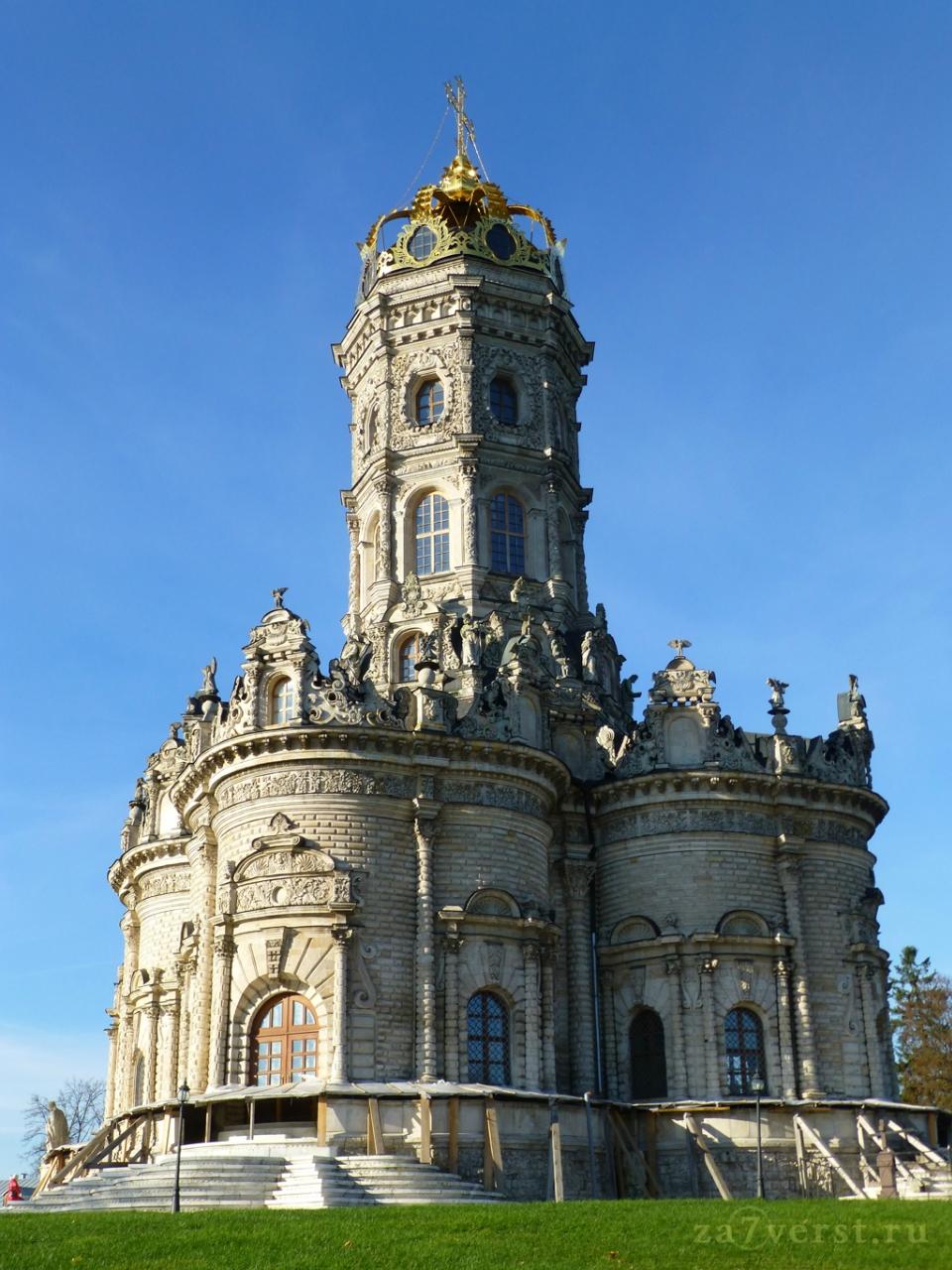 Знаменская церковь в Дубовицах (Подольск, Московская область)