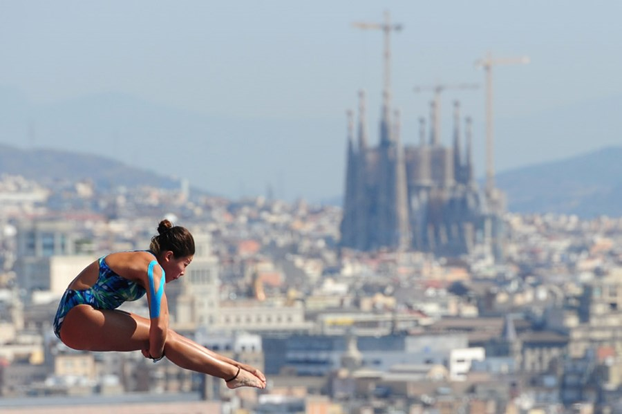Эффектные фотографии с чемпионата мира по плаванию в Испании 0 e55d2 e7e019bf orig