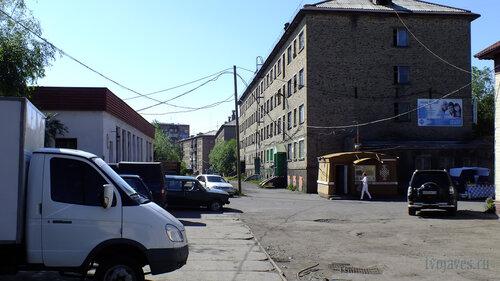 Фото города Инта №4990  Кирова 25а и 27 08.07.2013_14:36