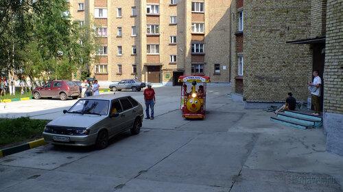 Фото города Инта №5313  Воркутинская 1 и Куратова 42 28.07.2013_13:00