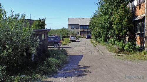 Фото города Инта №5513  Спортивная 115, 89 и 117 06.08.2013_13:30