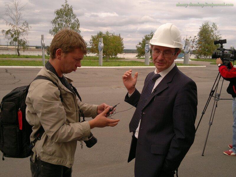 Чебоксарская ГЭС: школа гидроэнергетика