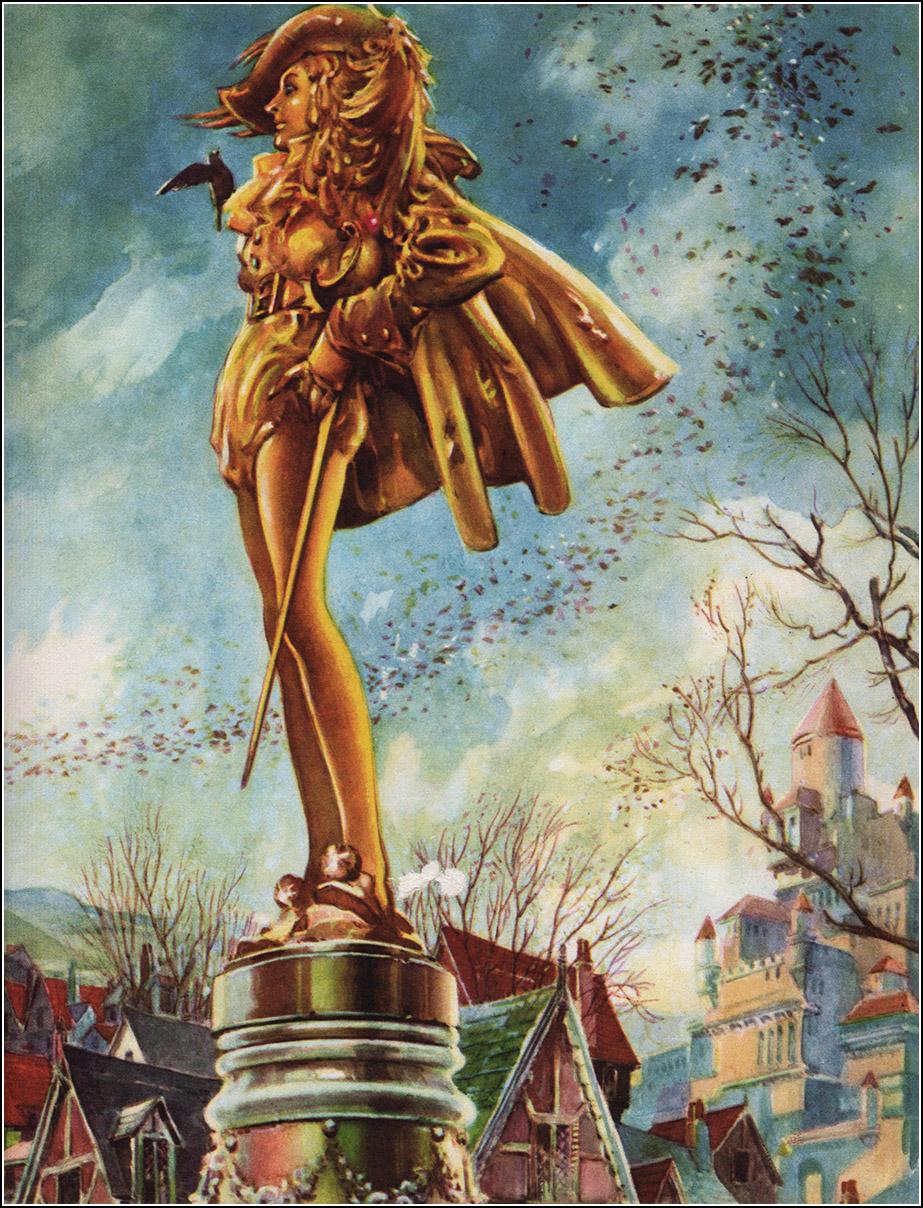 Картинки из сказки счастливый принц