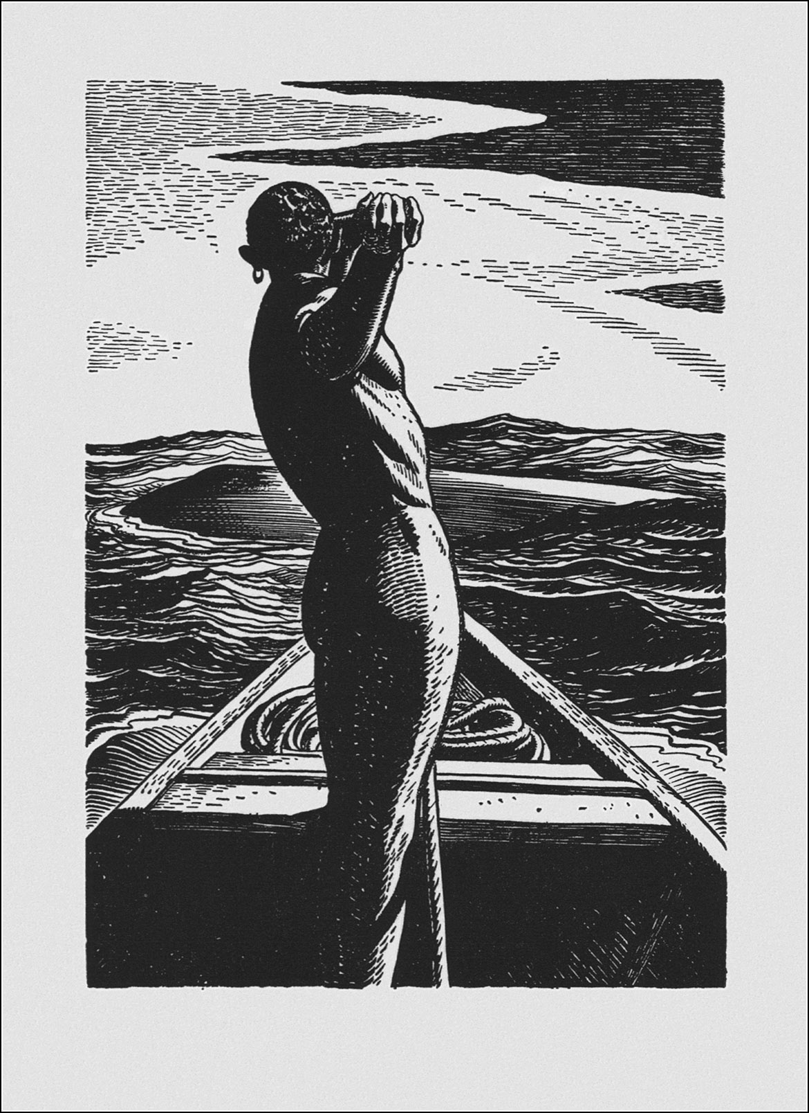 Rockwell Kent, Moby Dick