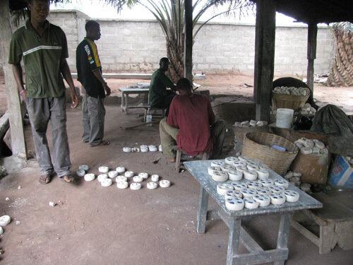 kupit ghana beads, afrikanskie busini, etnika