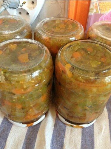 Салат из зеленых помидоров на зиму 0_89ee4_e59cd65d_L