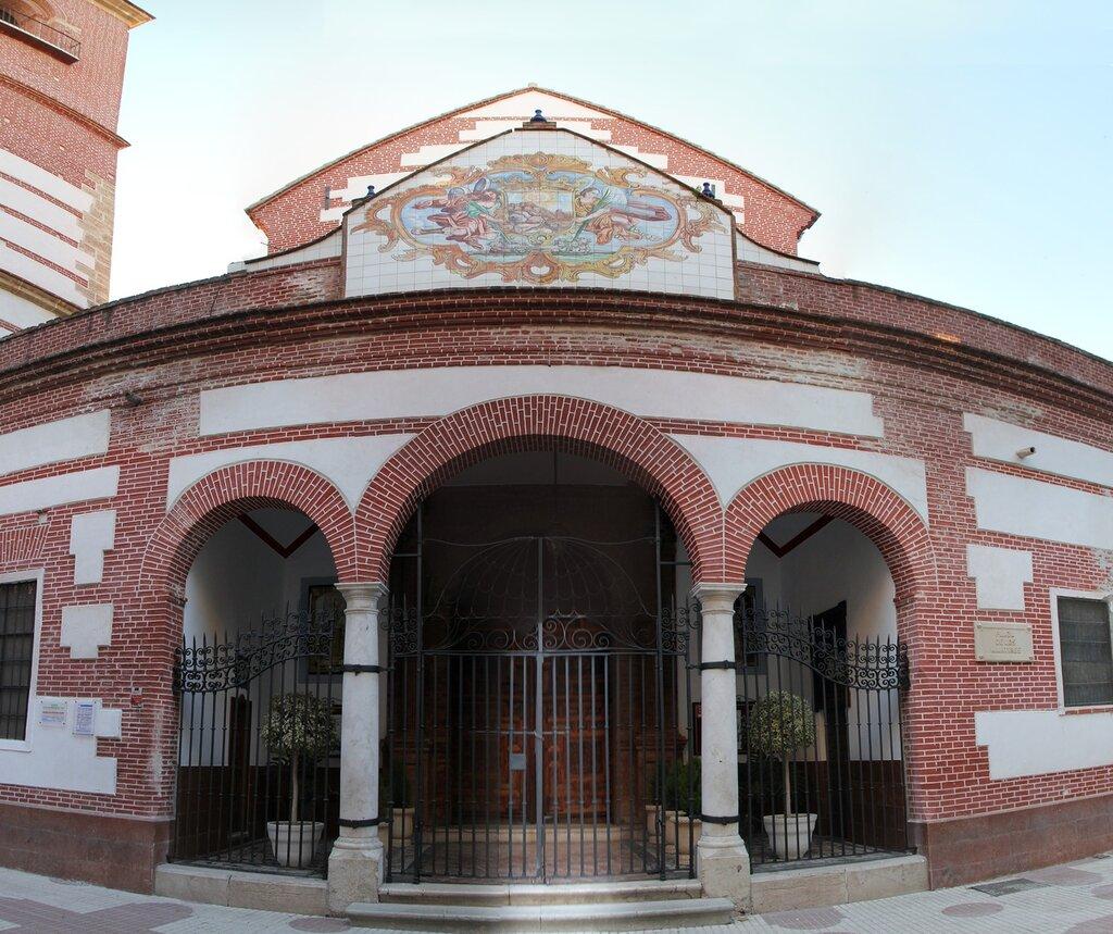 Малага. Церковь Святых Мучеников (lesia de los Santos Mártires)