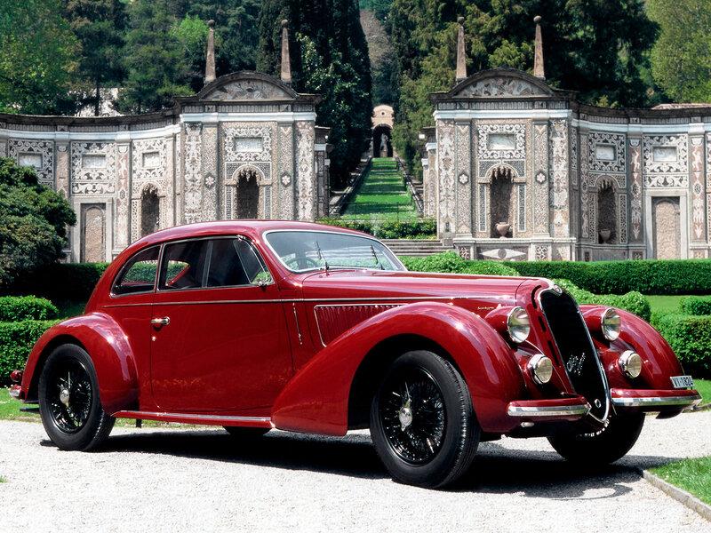 Alfa-Romeo-6C-2300B-Mille-Miglia-1938 - 1939-1