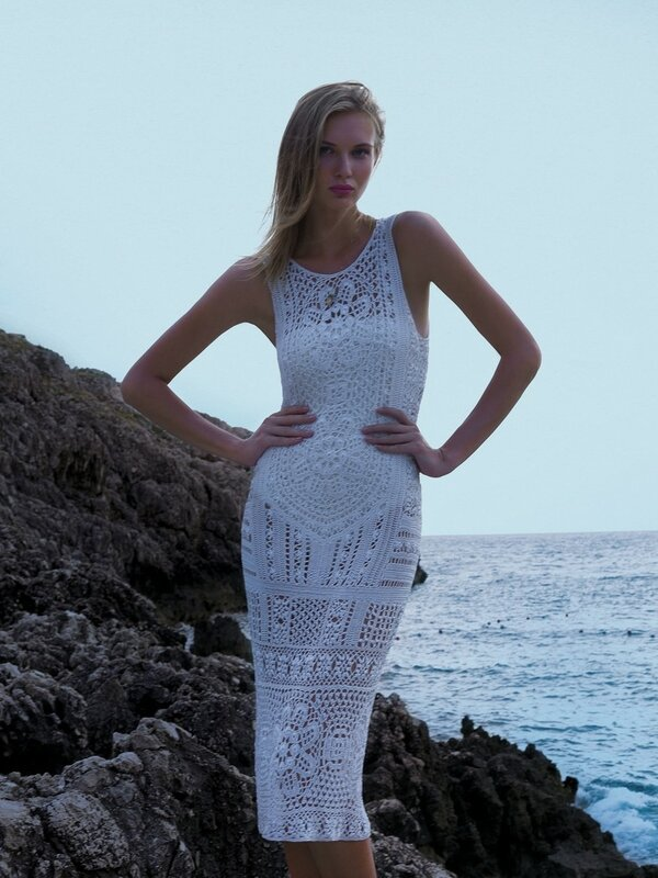 Возьмите на заметку-вязаные платья на лето! Шикарно! Bianchetti.jpg