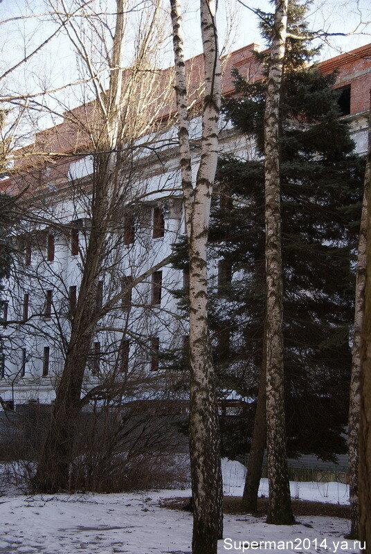 МГУЛ - главный корпус
