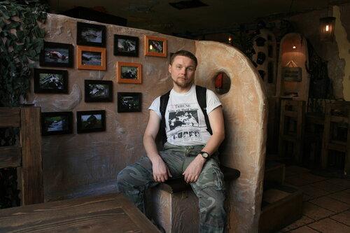Даниил Тихонов, 1968 - 2013