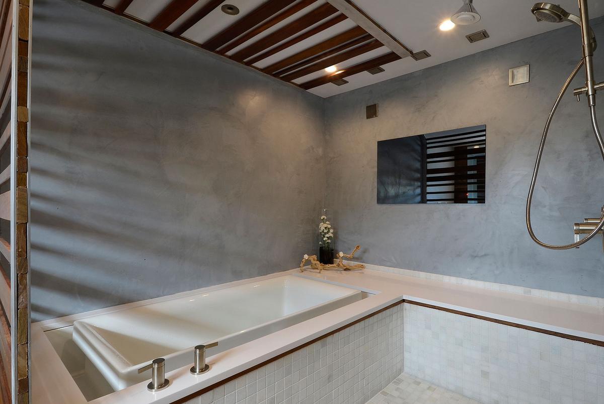 gTb, дизайн ванной комнаты, дизайн интерьера ванной, оформление ванной комнаты, ванная с гидромассажем