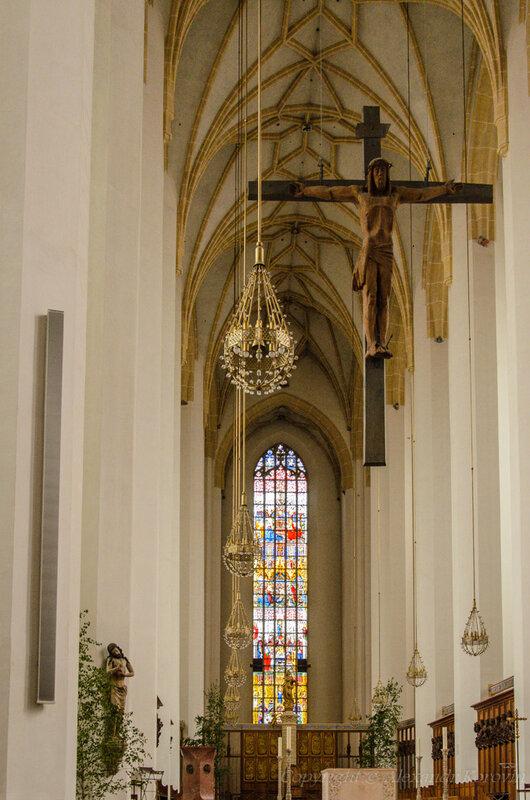 Мюнхен. Собор Фрауэнкирхе