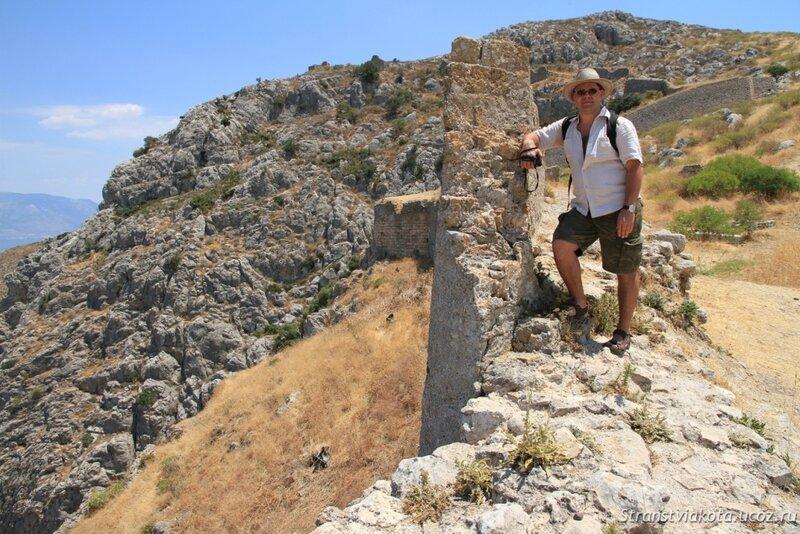 Пелопоннес, Акрокоринф