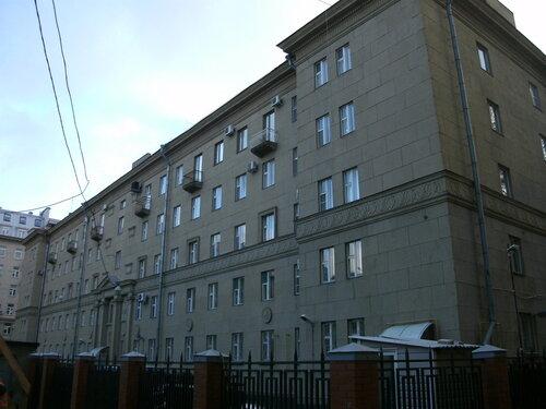 Яковлевский пер. 9