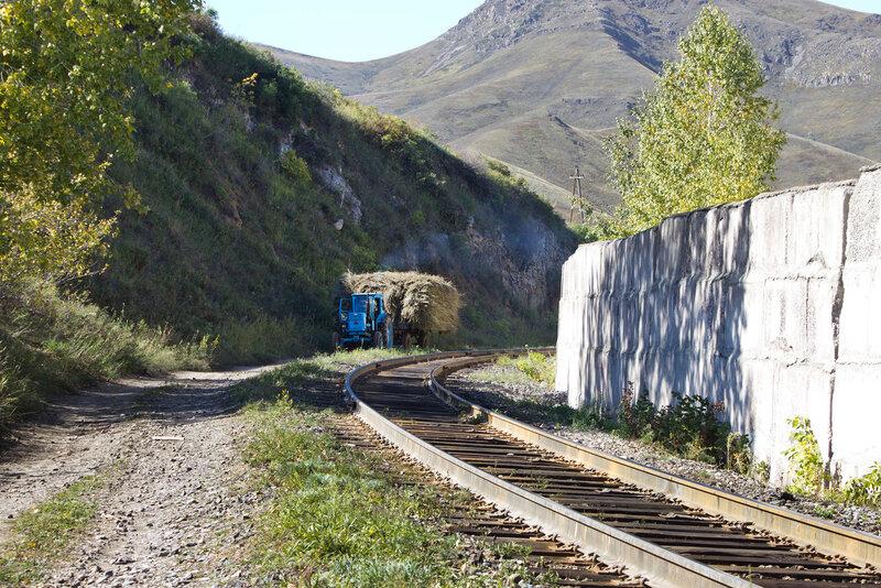 узкое место на железной дороге Защита-Зыряновск