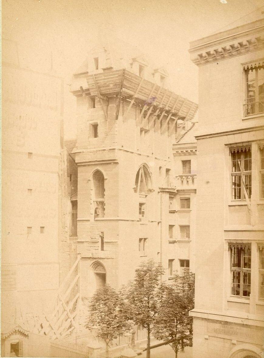 1880-е. Башня Иоанна Бесстрашного