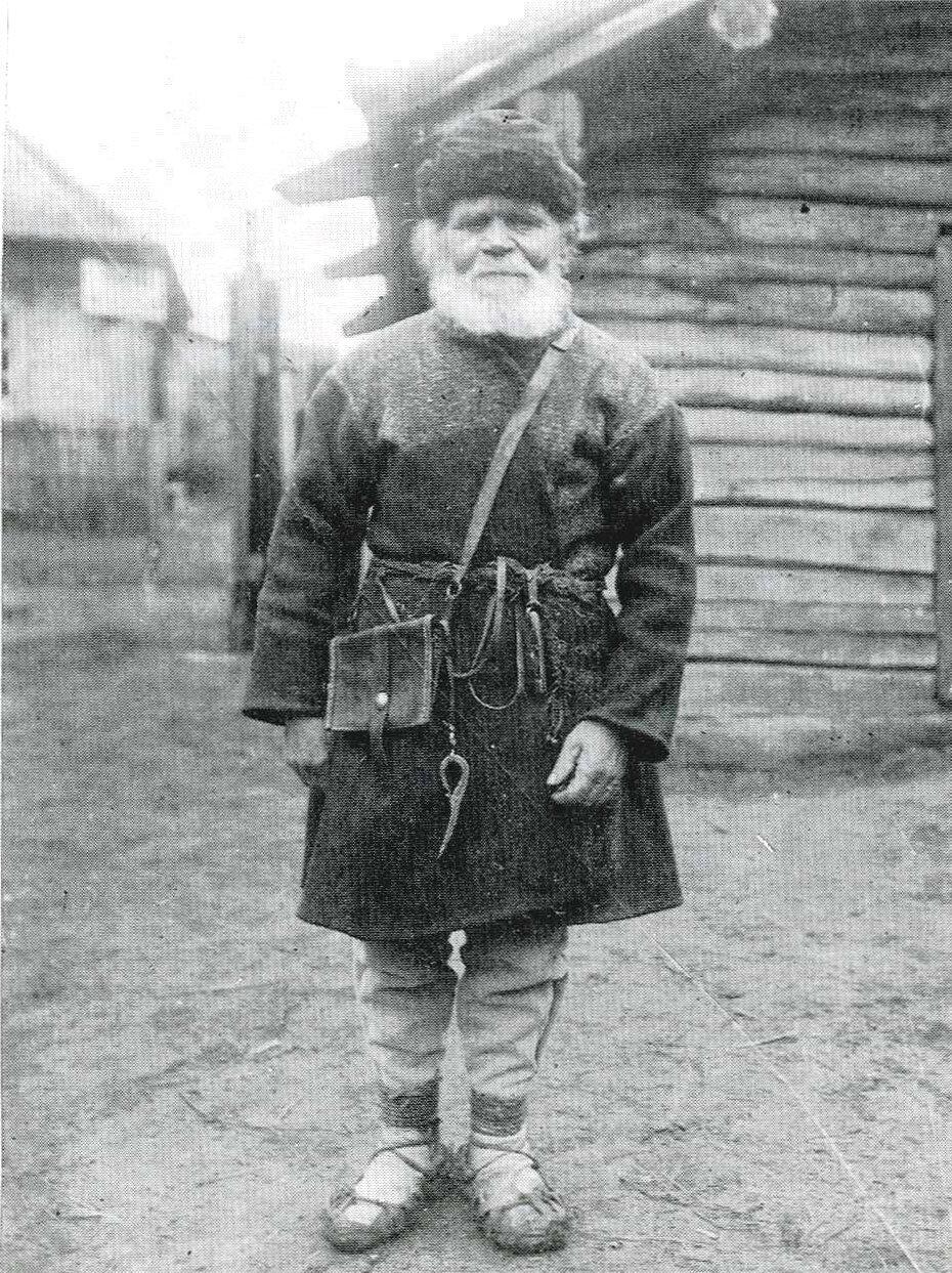 Минская губ., Мозырский уезд, д. Чучевичи. 1910