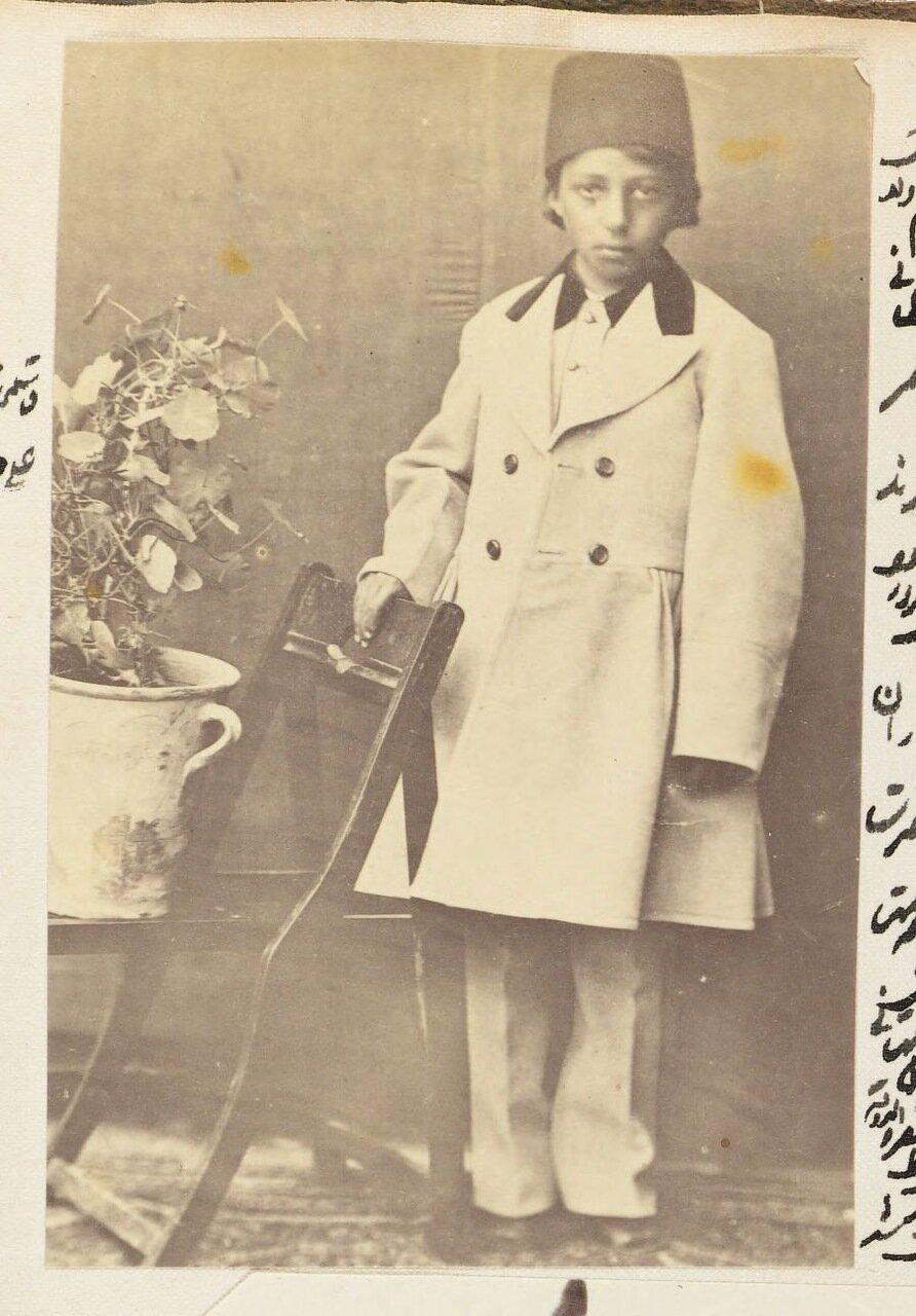 Касим Хан, сын Али-хана Вали