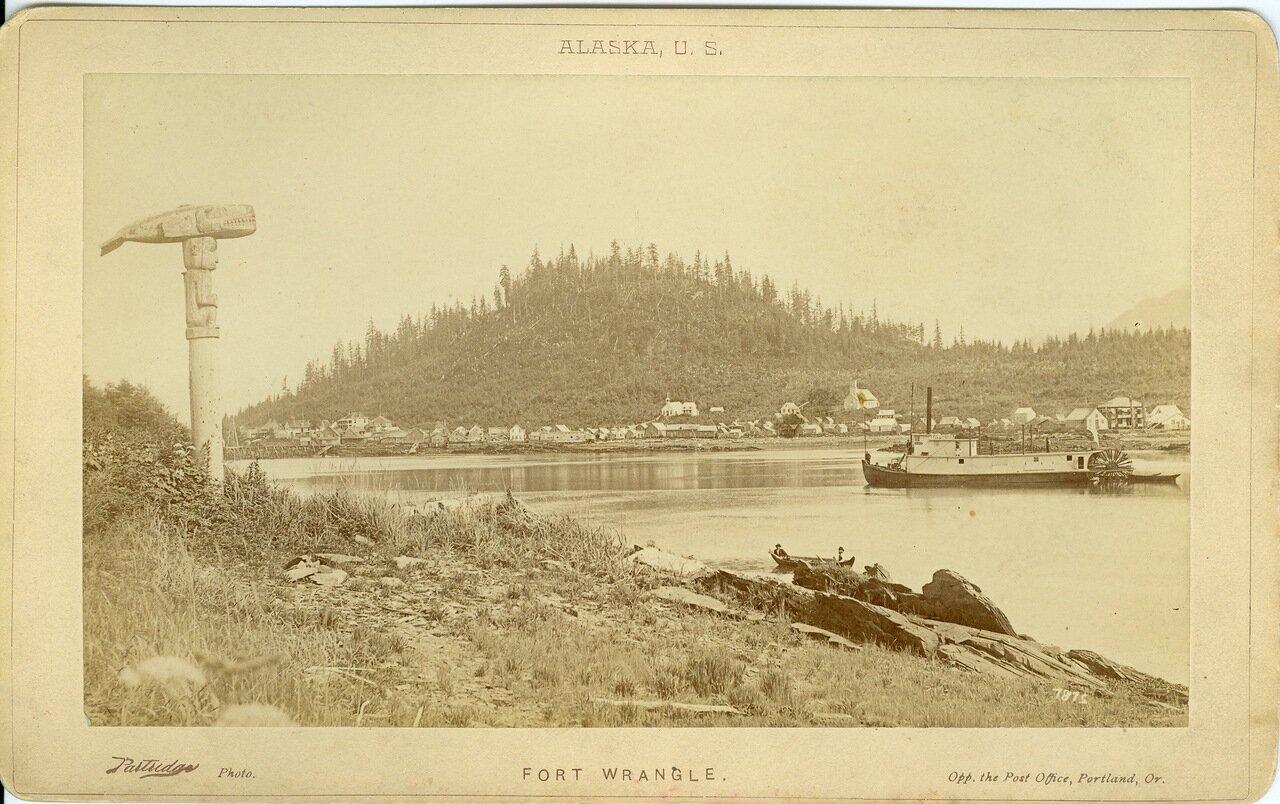 1886. Форт Врангель