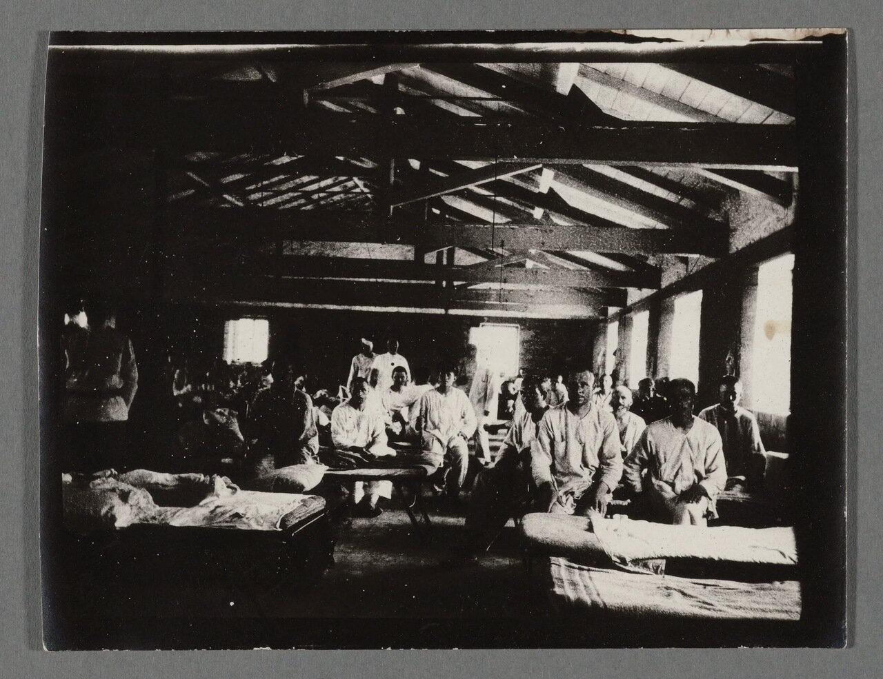 18. Госпиталь Американского красного креста