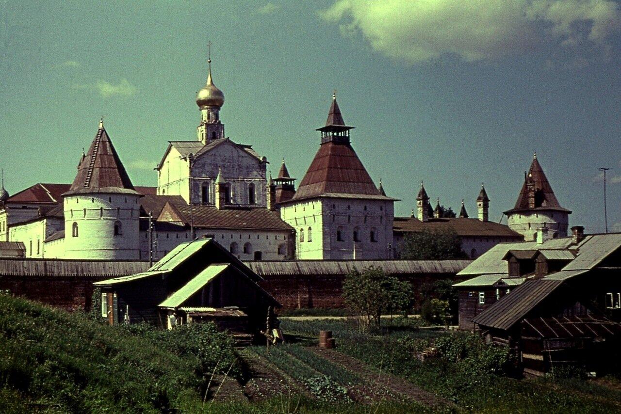 Ростов. 1971. 1.  Кремль