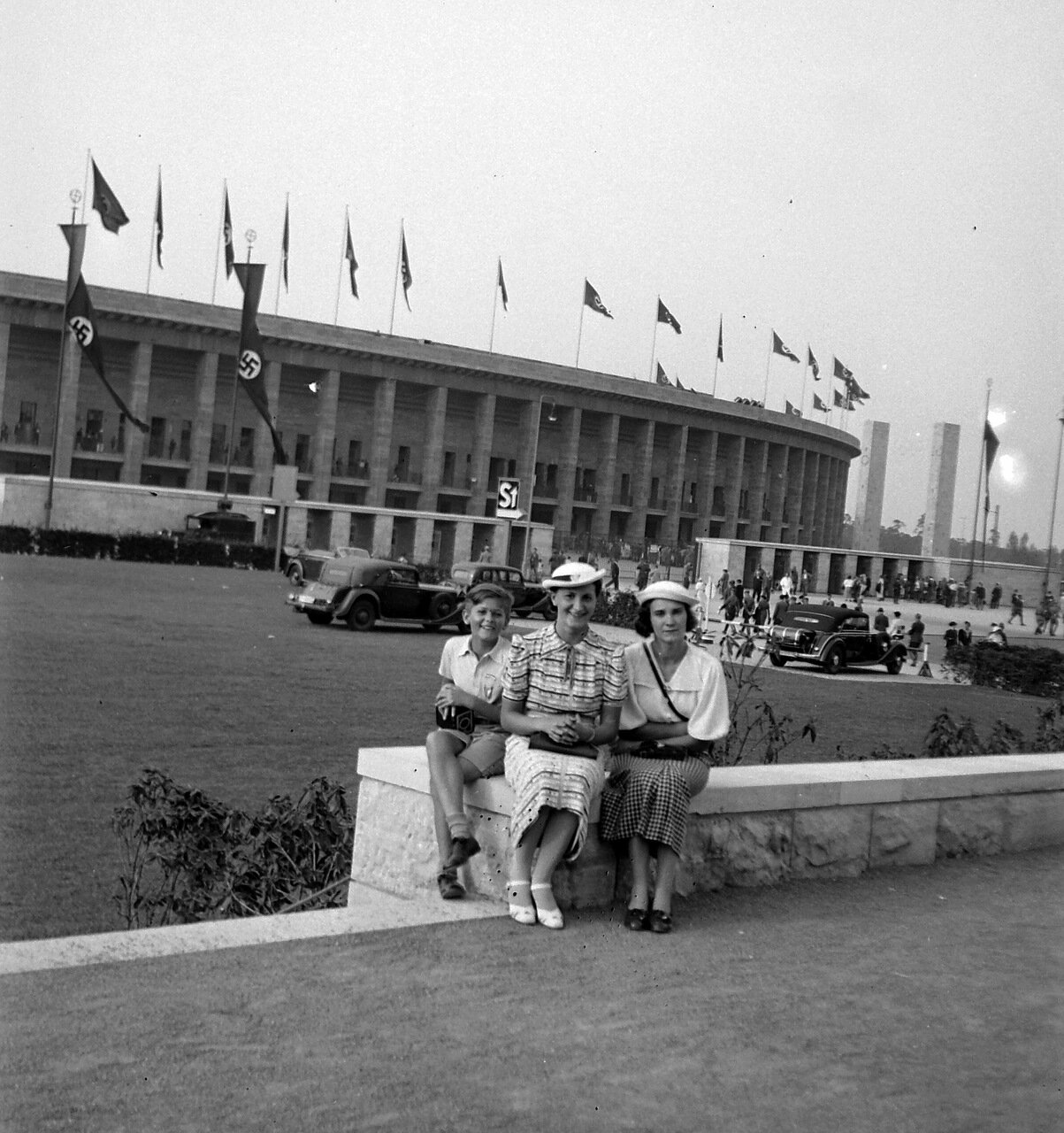 1940. Берлин, Олимпийский стадион