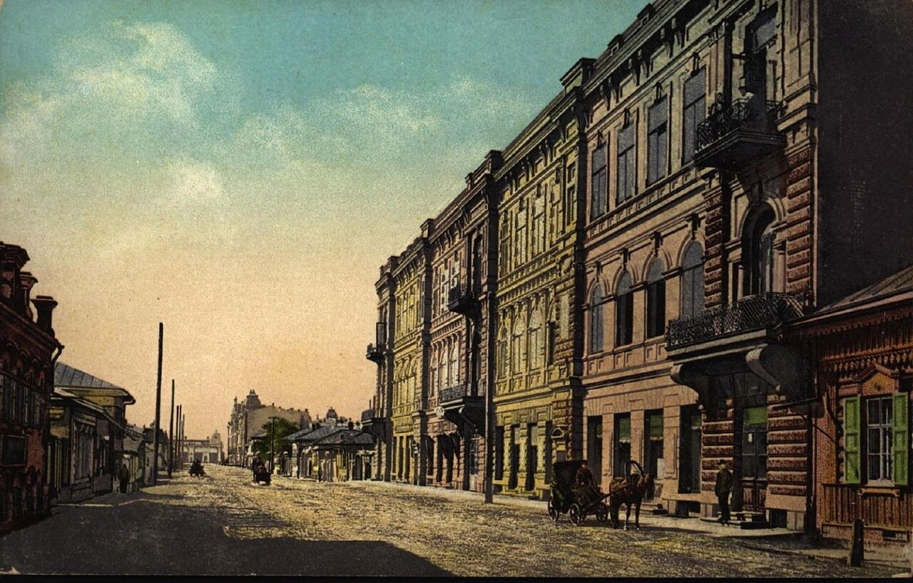 6-я Солдатская улица. Дом Замятина
