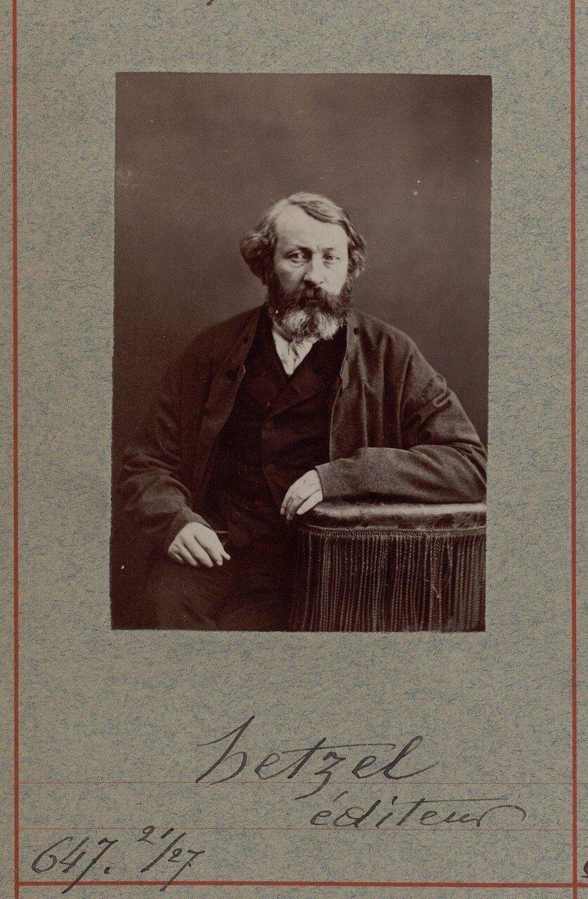 Пьер-Жюль Хетцель - издатель и писатель для детей