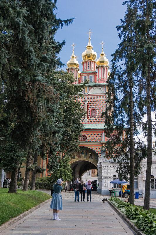 Церковь Рождества Иоанна Предтечи (Предтеченский храм) - Троице-Сергиева Лавра