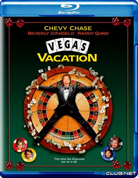 Каникулы в Вегасе / Vegas Vacation (1997/BDRip/HDRip)