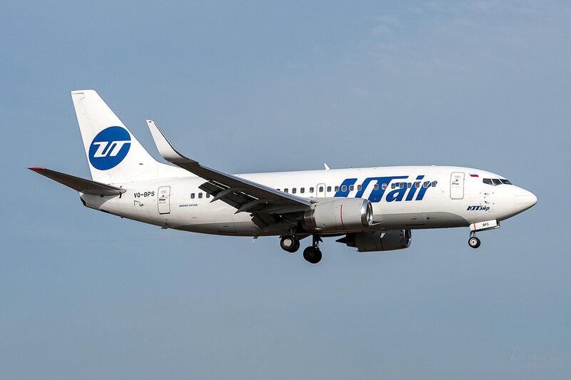 Boeing 737-524 (VQ-BPS) ЮТэйр DSC_3596