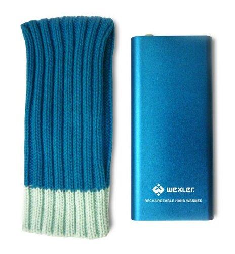 Электрическая грелка Wexler (в голубом цвете)