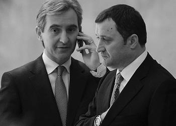 Юрий Лянкэ и Влад Филат – лидеры рейтинга самых влиятельных политиков февраля